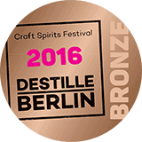 Destille Berlin 2016 Bronze