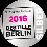 Destille Berlin 2016 Silver