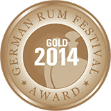 German Rum Fest 2014 Gold
