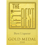 TheFiftyBest Liqueur 2018 Gold