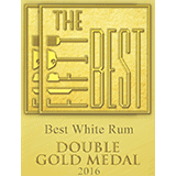TheFiftyBest Rum 2016 Double gold