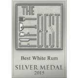 TheFiftyBest Rum 2015 Silver
