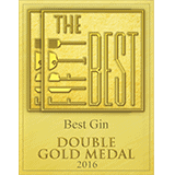 TheFiftyBestGin 2015 Double Gold