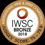IWSC 2018 Bronze