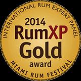 Miami Rum Fest 2014 Gold