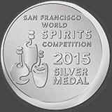 San Francisco 2015 Silver