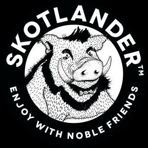 Skotlander rom logo