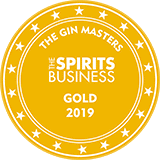Gold, The Gin Master 2019