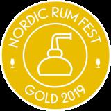 Nordic Rum Fest 2019, Gold
